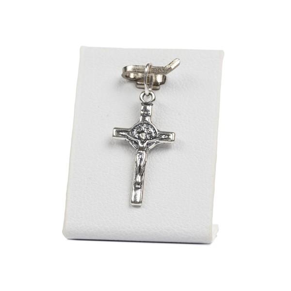 Krzyżyk srebrny, piękna pamiątka