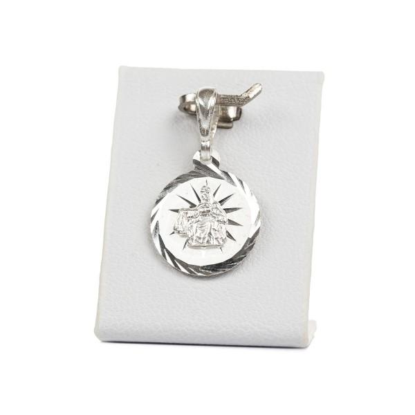 Medalik srebrny - Pan Jezus