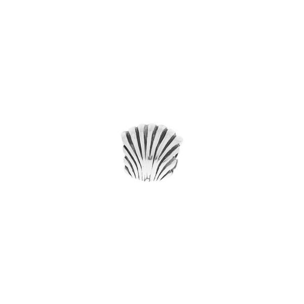 Charms srebrny - muszelka